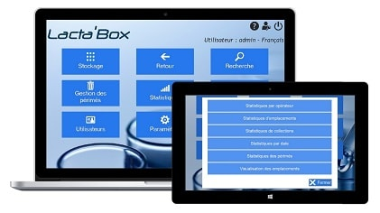 Lacta'Box software