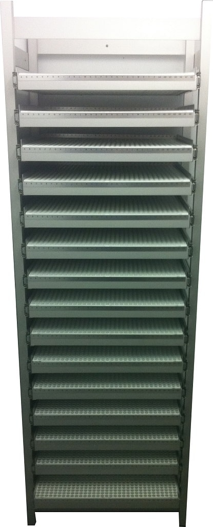 Accessories - Shelves for Milk bank
